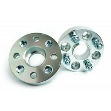 2 Pcs CNC Wheel Spacers 4X100 To 4x100 | 56.1 CB | 12X1.5 Studs | 38 MM 1.5 Inch