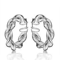 Damen Ohrring Schmetterling Ohrstecker Ohrringe pl mit Sterlingsilber DO563-A