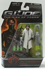 "G.I.JOE RISE OF COBRA REX ""THE DOCTOR"" LEWIS 2009 BNIB"