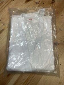 Crown white cotton GI size 5/190 cm judo jujitsu Akita