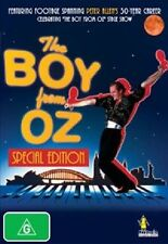 THE BOY FROM OZ Peter Allen R4 DVD Free Post