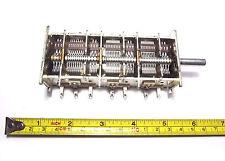 Variable Capacitor Homebrew Loop Antenna Tuner QRP Shortwave Crystal AM Radio