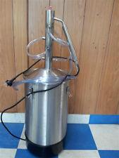 new reflux alcohol still distiller 25 litre homebrew