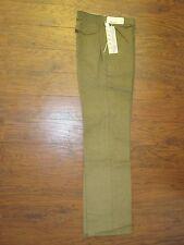 70's Vintage Levi's Movin' On Brown Cords Corduroy Jeans Pants Unisex 32 waist