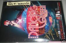 Landy Wen Lan Autograph cd dvd set DISCO D.I.S.C.O
