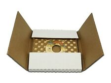 (100) 45 RPM Record Album Vinyl Bookfold Boxes Mailers