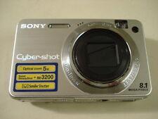 Very Nice SONY CyberShot DSC-W150 8MP Digital Camera