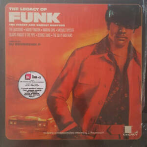"""Various - The Legacy Of Funk (2 X 12"""")"""