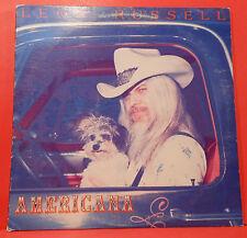 LEON RUSSELL AMERICANA VINYL LP 1978 ORIGINAL PRESS NICE COND! VG/VG+!!B