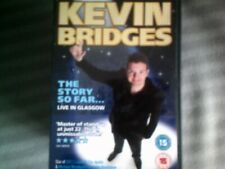 KEVIN BRIDGES THE STORY SO FAR LIVE IN GLASGOW*DVD*STAND-UP COMEDY*
