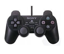 Sony PS2 Controller Dualshock 2 Wired SCPH-10010 Black offical