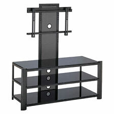 Glass Entertainment Centers & TV Stands