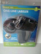 Monarch Labeler Price Gun Model 1131 1 Line 8 Charactersline Mnk925072 New