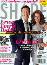 Shape 11/11,Dr Oz,November 2011,NEW