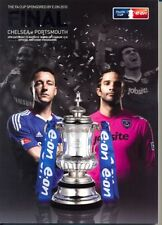 FA Cup Teams O-R Portsmouth Football Programmes
