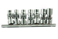 "Universal Joint Socket Set 1/4""D 7Pc Laser 7024"