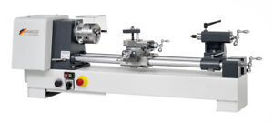 WABECO Drehmaschine D2400 Drehbank Metall Drehmaschine 10200
