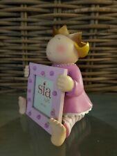 SIA Kids  Prinzessin Ada  Bilderrahmen rosa  / Bild 6 x 6 cm NEU