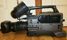 Sony Dsr-250 Dvcam/miniDv Digital Video Camera w/ 1394 Firewire Sd Camcorder 11