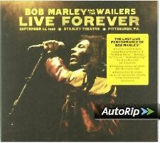 BOB MARLEY - LIVE FOREVER. THE STANLEY THEATRE, PITTSBU