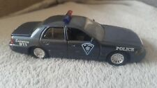 Road Champs Port Clinton Police Department Diecast Vehicle 1:43 Scale 1998