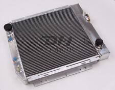 3 ROWS 61-65 Ford Econoline 65 66 FORD MUSTANG V8 SWAP FALCON ALUMINUM RADIATOR
