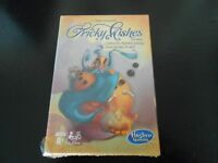 SEALED Hasbro Games Tricky Wishes Party Board Game Your Wish Is My Command Card