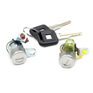 Door Lock with Key Set Fit Isuzu Faster-Z Pickup Truck TFR KB42 KB140 1988-2002