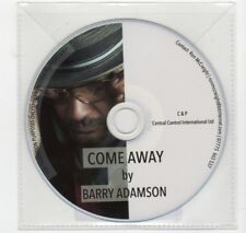 (HV287) Barry Adamson, Come Away - 2016 DJ CD