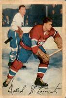 1953-54 Parkhurst #23 Dollard St. Laurent VG/VGEX Canadiens 400499