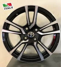 "Alloy wheels Toyota Yaris Aygo Corolla IQ from 15"" New Two-coloured Offer SUPER"