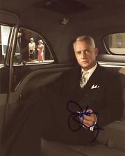 "John Slattery ""Mad Men"" AUTOGRAPH Signed 8x10 Photo E ACOA"