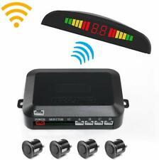 Wireless Car Reverse Backup Radar System, Wireless Parking Sensor Kit Car Radar