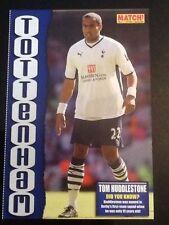 Tottenham Hotspur Surname Initial H Football Prints