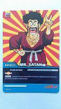 Carte Dragon ball Z Mr. Satan DB-681