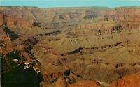 Postcard Grand Canyon National Park, Arizona, Mojave Point