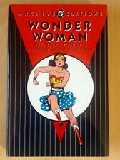 """Wonder Woman Archives"" vol. 1 hardcover 1st print (DC)"