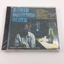 Santo Domingo Blues CD Bachata New Movie Soundtrack L Vargas Dominican Republic