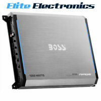 BOSS AUDIO RGT1200 RAGE SERIES 2 CHANNEL 1200W RMS CLASS AB CAR MPLIFIER AMP