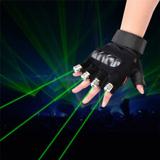 5V Laser Glove Lighting Visible Green Beam DJ Stage Dance Show For Right Hand 1x
