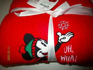 NWT Disney's Mickey Mouse Christmas 2 Piece Plus Size 3X 22W-24W Fast Ship!