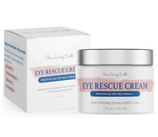 New In Box One Living Earth Eye Rescue Cream- Clinically Proven Anti Aging 1 Oz