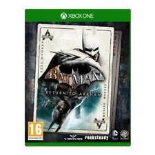 Batman Return to Arkham Xbox One & Factory Releases 29th July
