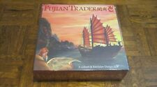 FUJIAN TRADER BOARD GAME HISTORICAL TRADING TRADE ROUTES COMPLETE NEW
