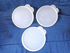 "Lot of 3 Tupperware  Sheer Replacement ""C"" Seals- EX COND"