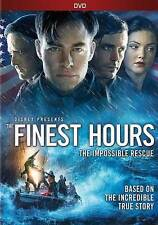 The Finest Hours (DVD, 2016) Chris Pine-Casey Affleck