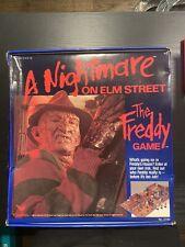 nightmare on elm street board game