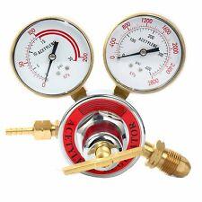 Cga 510 Acetylene Regulator Welder Gas Welding Cutting Torch Pressure Gauge Us