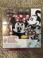 DISNEY IHOME MINNIE MOUSE Bluetooth Speaker MP3 Player, Smartphones & Computers