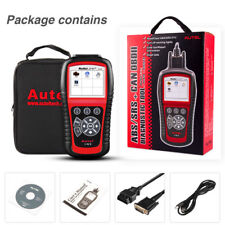 FORD CAN + OBD2 Diagnostic Tool Scanner Code Reader ABS SRS Airbag Engine AUTEL